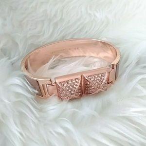 Rose gold Michael Kors bracelet